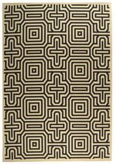 Safavieh Courtyard CY2962-3901 Sand and Black