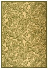 Safavieh Courtyard CY2996-1E01 Natural and Olive