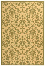 Safavieh Courtyard CY30311E01 Natural and Olive