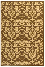 Safavieh Courtyard CY30313009 Brown and Natural