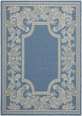 Safavieh Courtyard CY3305-3103 Blue and Natural