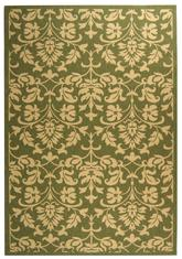 Safavieh Courtyard CY3416-1E06 Olive and Natural
