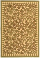 Safavieh Courtyard CY4025A Natural Brown and Olive