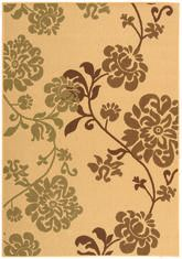 Safavieh Courtyard CY4027A Natural Brown and Olive