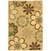 Safavieh Courtyard CY4035A Natural Brown and Olive