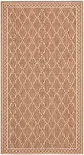 Safavieh Courtyard CY5142X Dark Beig and Beige