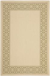 Safavieh Courtyard CY6003-14 Cream and Green