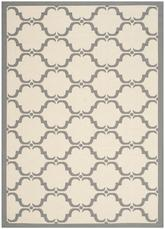 Safavieh Courtyard CY6009236 Beige and Anthracite