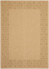 Safavieh Courtyard CY601139 Natural and Gold