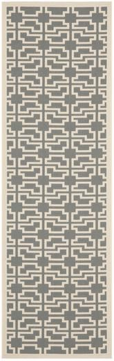 Safavieh Courtyard CY6015-246 Grey and Beige