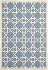 Safavieh Courtyard CY6032-243 Blue and Beige