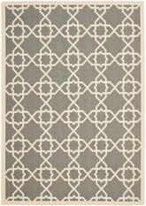 Safavieh Courtyard CY6032-246 Grey and Beige
