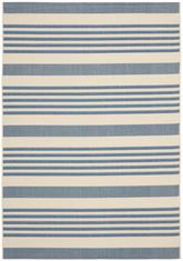 Safavieh Courtyard CY6062-233 Beige and Blue