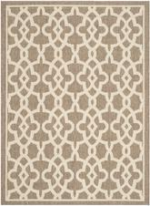 Safavieh Courtyard CY6071-242 Mocha and Beige