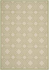 Safavieh Courtyard CY6112-218 Beige and Sweet Pea