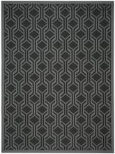 Safavieh Courtyard CY6114225 Black and Anthracite