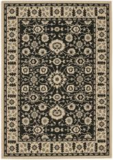 Safavieh Courtyard CY6126-16 Creme and Black