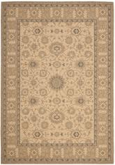 Safavieh Courtyard CY6126-39 Natural and Gold