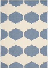 Safavieh Courtyard CY6162-233 Beige and Blue