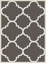 Safavieh Courtyard CY6243246 Grey and Beige
