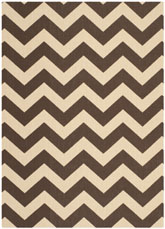 Safavieh Courtyard CY6244-204 Dark Brown