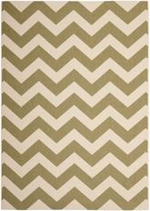 Safavieh Courtyard CY6244-244 Green and Beige