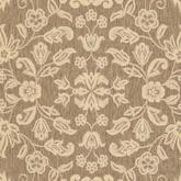 Safavieh Courtyard CY6555-12 Creme and Brown
