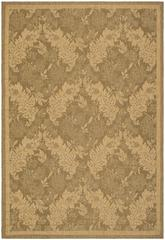 Safavieh Courtyard CY6582-49 Gold and Natural