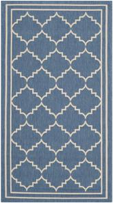 Safavieh Courtyard CY6889-243 Blue and Beige