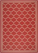 Safavieh Courtyard CY6889-248 Red and Beige