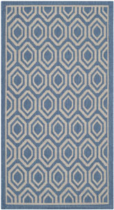 Safavieh Courtyard CY6902-243 Blue and Beige
