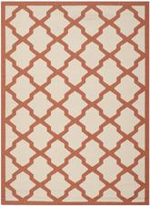 Safavieh Courtyard CY6903-231 Beige and Terracotta