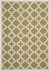 Safavieh Courtyard CY6913-244 Green and Beige