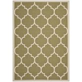 Safavieh Courtyard CY6914-244 Green and Beige