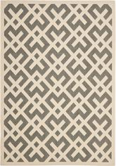 Safavieh Courtyard CY6915-236 Grey and Bone