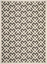 Safavieh Courtyard CY6915-256 Beige and Black