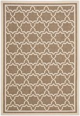 Safavieh Courtyard CY6916-242 Brown and Bone