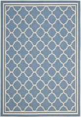 Safavieh Courtyard CY6918-243 Blue and Beige
