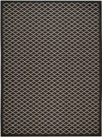 Safavieh Courtyard CY6919226 Black and Beige