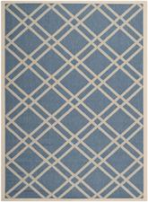 Safavieh Courtyard CY6923-243 Blue and Beige