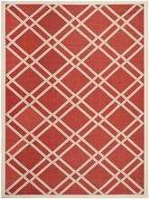 Safavieh Courtyard CY6923-248 Red and Bone