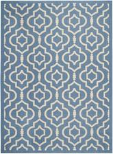Safavieh Courtyard CY6926243 Blue and Beige