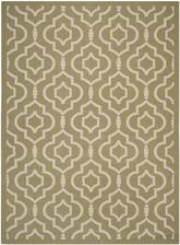 Safavieh Courtyard CY6926244 Green and Beige