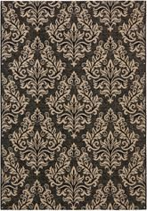Safavieh Courtyard CY6930-26 Black and Creme