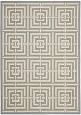 Safavieh Courtyard CY6937-65 Grey and Cream