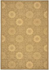 Safavieh Courtyard CY6948-49 Gold and Natural
