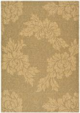 Safavieh Courtyard CY6957-49 Gold and Natural