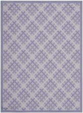 Safavieh Courtyard CY7016-321 Lilac and Dark Lilac