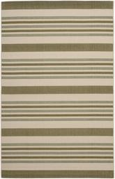 Safavieh Courtyard CY7062-234A18 Beige and Green