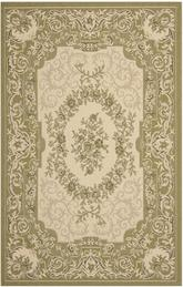 Safavieh Courtyard CY7208-14A5 Cream and Green